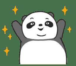 Mr. Panda sticker #460895