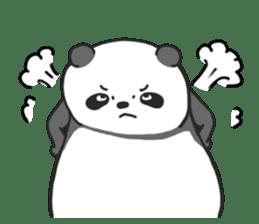 Mr. Panda sticker #460896