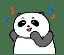 Mr. Panda sticker #460898