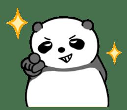 Mr. Panda sticker #460900