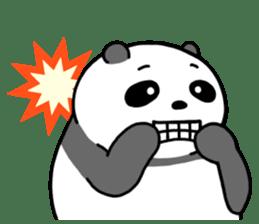 Mr. Panda sticker #460902