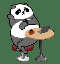 Mr. Panda sticker #460917