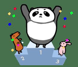 Mr. Panda sticker #460918
