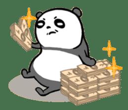 Mr. Panda sticker #460921
