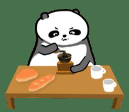 Mr. Panda sticker #460923