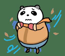 Mr. Panda sticker #460928