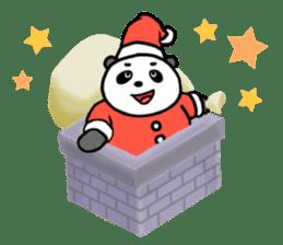 Mr. Panda sticker #460932