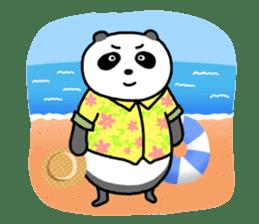 Mr. Panda sticker #460933
