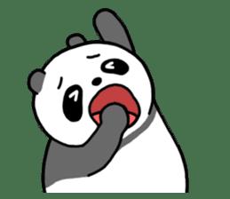 Mr. Panda sticker #460934