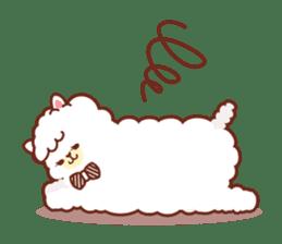 A lovely alpaca sticker #462009