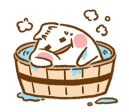 Plopping dumplings sticker #462945