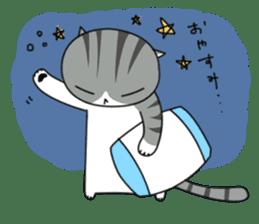 It's a cat! sticker #463212
