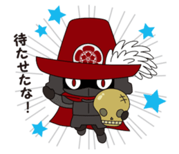 Oda Nobunaga sticker #463375