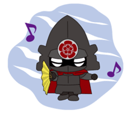 Oda Nobunaga sticker #463377