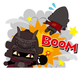 Oda Nobunaga sticker #463380