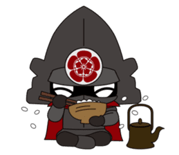 Oda Nobunaga sticker #463390