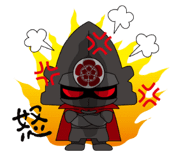 Oda Nobunaga sticker #463402