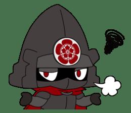 Oda Nobunaga sticker #463409