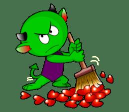 Daredevil sticker #463556