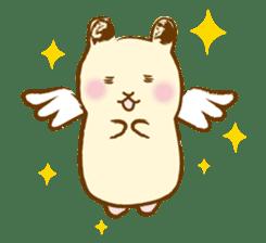 Hamster Sticker sticker #463816