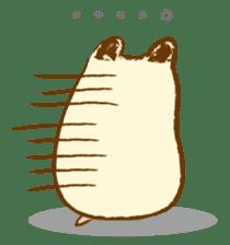 Hamster Sticker sticker #463818
