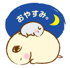 Hamster Sticker sticker #463830