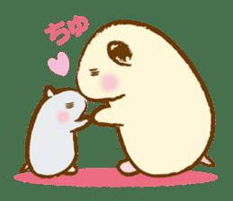 Hamster Sticker sticker #463832
