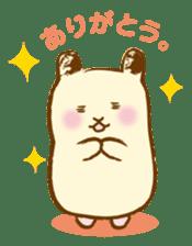 Hamster Sticker sticker #463834