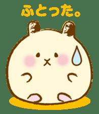 Hamster Sticker sticker #463840