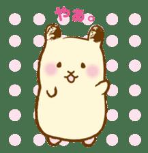 Hamster Sticker sticker #463847