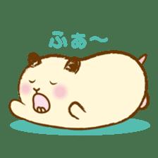Hamster Sticker sticker #463849