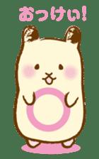 Hamster Sticker sticker #463851