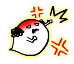 The middle-aged fairy MICHINOBU sticker #464860