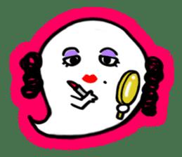 The middle-aged fairy MICHINOBU sticker #464886