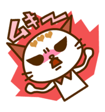 OL CAT sticker #465460