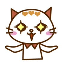 OL CAT sticker #465476