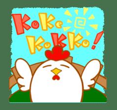 KoKeKoKKo! sticker #465695