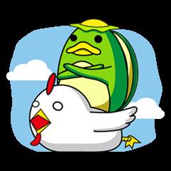 Egg Kappa