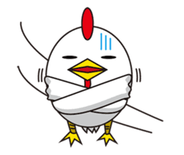 Egg Kappa sticker #465919
