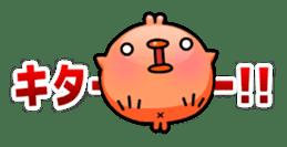 Color Hiyoko sticker #466628