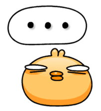 Color Hiyoko sticker #466631
