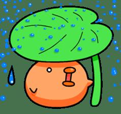 Color Hiyoko sticker #466633