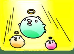 Color Hiyoko sticker #466642
