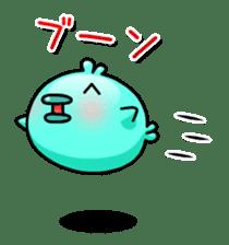 Color Hiyoko sticker #466647