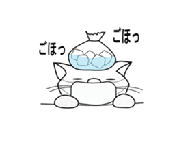nihonneko stamp sticker #467718