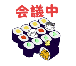 nihonneko stamp sticker #467732