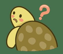 Everyday of tortoises sticker #468243