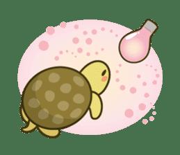Everyday of tortoises sticker #468252