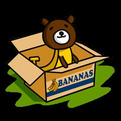Banana Bear