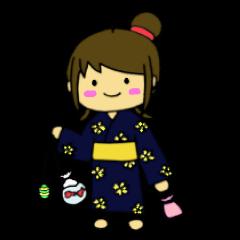 Japanese seasons & events with Shokomin